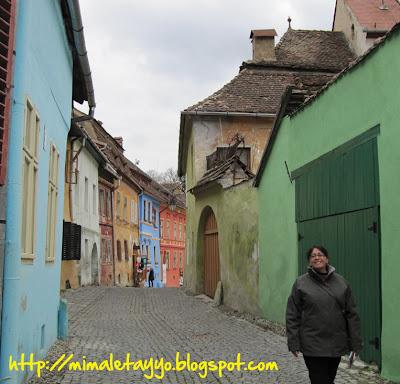 Calles de Sighisoara