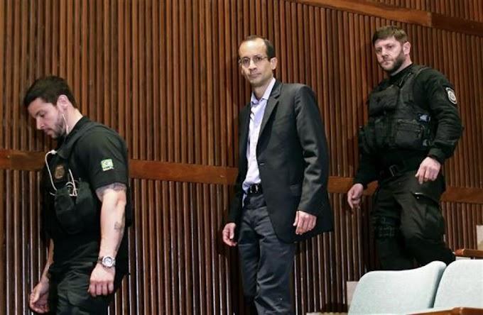 Odebrecht admitió haber pagado sobornos por las obras del Sarmiento