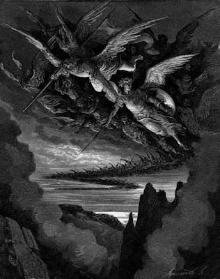 la guerra de los cielos