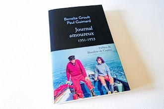 Lundi Librairie : Journal amoureux 1951-1953 - Benoîte Groult et Paul Guimard