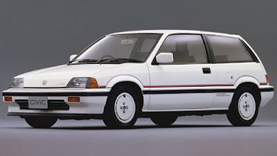 Honda Civic Tercera Generacion