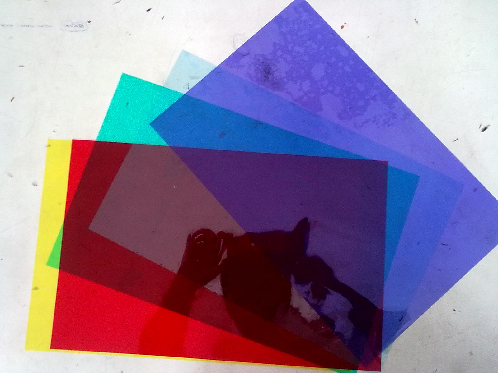 Laporan Praktikum Fotosintesis Spektrum Warna Cahaya