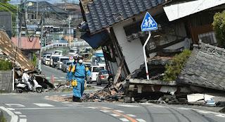 تفسير مشاهدة الزلزال في الحلم