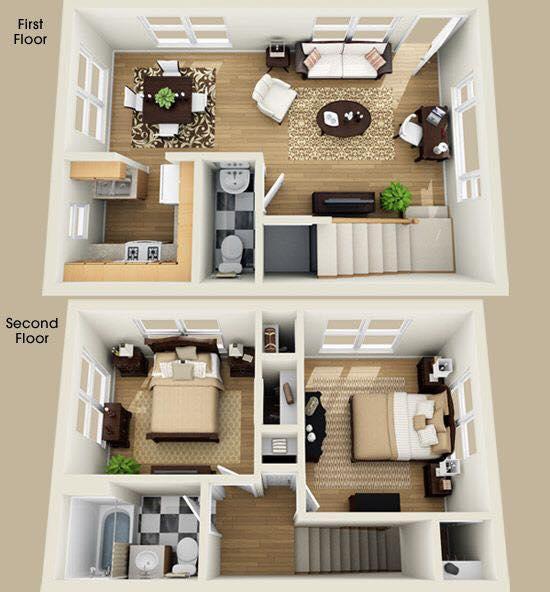 Sims 4 Interior Design Apartments | Interior Design Images