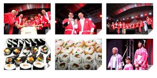 24ª Festa do Sushi atrai milhares de pessoas e se consolida como o mais tradicional evento gastronômico da região
