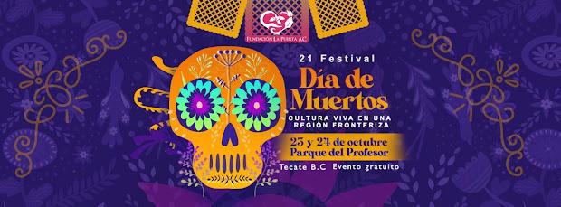 festival de muertos tecate 2021