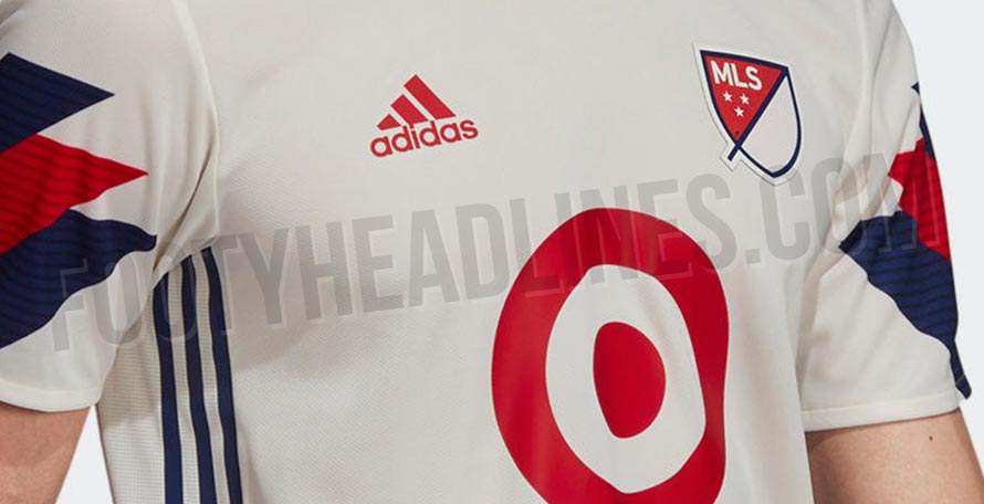 13547aefe Exclusive  Stunning Adidas MLS 2018 All-Star Kit Leaked