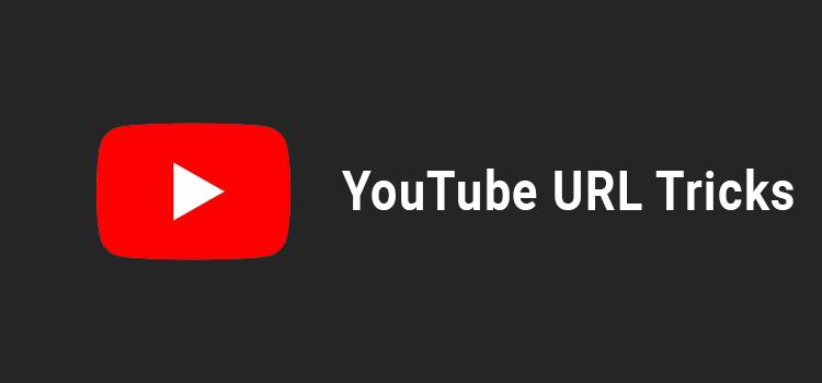 Amazing YouTube Url tricks