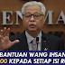 Bantuan Wang Ihsan Dinaikkan Sehingga RM1,000 Kepada Setiap Isi Rumah – PM