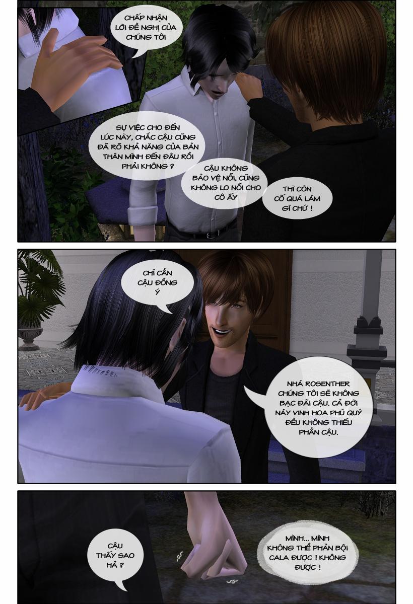 Truyện Sims - Earl Story chap 85 - Trang 4