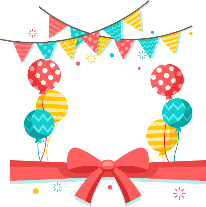 Flaglet, Birthday cake Happy Birthday to You Party Gift, Rave party flag, flag, heart, balloon png free png