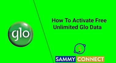 How To Activate Free Unlimited Glo Data