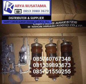 Jual Arrester Nihon Murah 7,2KV 10KA di Jakarta
