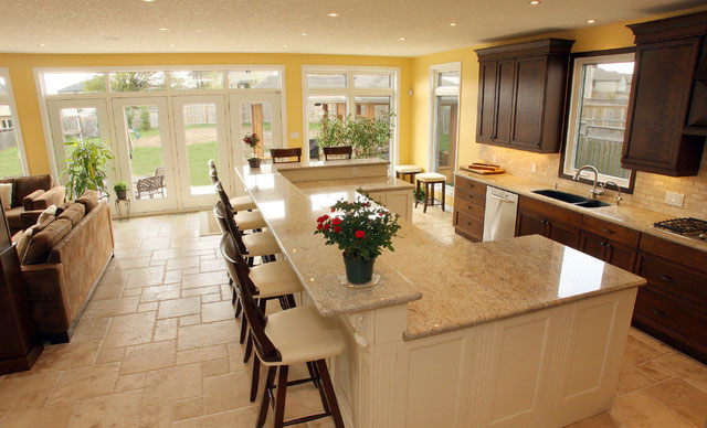 Blanco Rafaela Granite Countertops