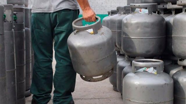Preço do gás de cozinha sobe a partir desta segunda-feira (17)