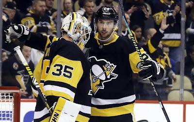 Rumor: Penguins and Blackhawks Discussing Trade