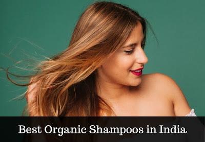 best organic shampoos in india