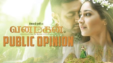 Vanamagan Public Opinion