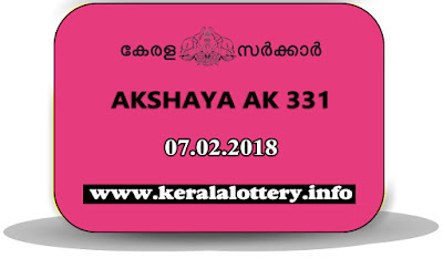 keralalottery.info, kerala lottery, kl result,  yesterday lottery results, lotteries results, keralalotteries, kerala lottery, keralalotteryresult, kerala lottery result, kerala lottery result live, kerala lottery today, kerala lottery result today, kerala lottery results today, today kerala lottery result, kerala lottery result 07-02-2018, akshaya lottery results, kerala lottery result today akshaya, akshaya lottery result, kerala lottery result akshaya today, kerala lottery akshaya today result, akshaya kerala lottery result, akshaya lottery ak.331 results 7-2-2018, akshaya lottery ak 331, live akshaya lottery ak-331, akshaya lottery, kerala lottery today result akshaya, akshaya lottery ak-331 07/02/2018, today akshaya lottery result, akshaya lottery today result, akshaya lottery results today, today kerala lottery result akshaya, kerala lottery results today akshaya 7 1 18, akshaya lottery today, today lottery result akshaya 7-1-18, akshaya lottery result today 7.1.2018, kerala lottery result live, kerala lottery bumper result, kerala lottery result yesterday, kerala lottery result today, kerala online lottery results, kerala lottery draw, kerala lottery results, kerala state lottery today, kerala lottare, kerala lottery result, lottery today, kerala lottery today draw result, kerala lottery online purchase, kerala lottery online buy, buy kerala lottery online