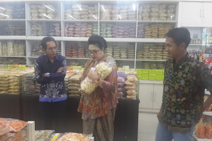 GKR Ayu Koes Indriyah: Ajak Cintai Produk Lokal