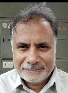 डालमिया कॉलेज के पूर्व प्रोफेसर सरस पांडे का कोरोना से निधन | #NayaSaberaNetwork