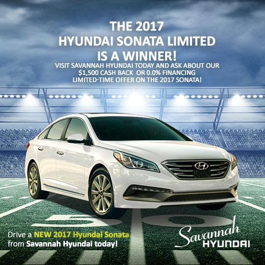 2017 Hyundai Sonata, Savannah Hyundai, Savannah GA