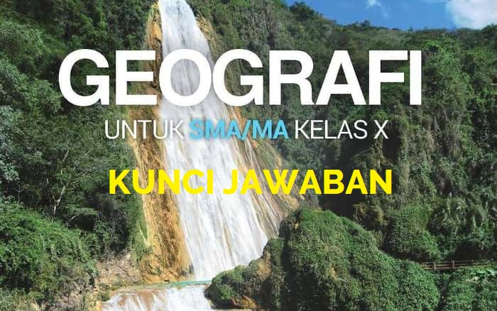 Kunci Jawaban Evaluasi Geografi Kelas X Erlangga Bab 1 Gurugeografi Id