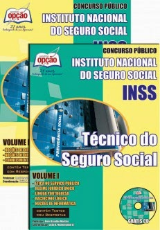 Apostila Técnico do Seguro Social -Concurso INSS