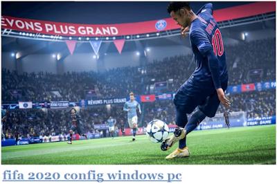 متطلبات لعبة فيفا 2020 للكمبيوتر