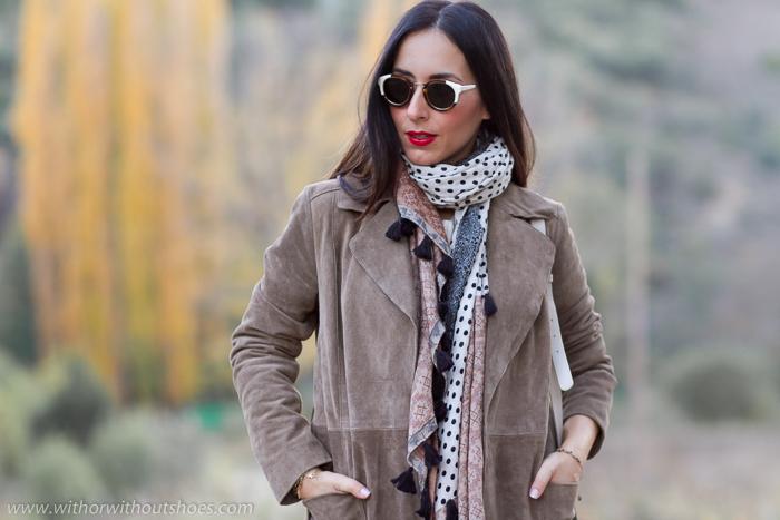 Blogger influencer de moda de Valencia con looks y fotografia bonitas