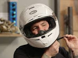 Use the Perfect-fit Helmet