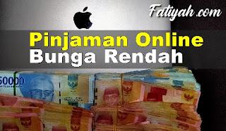 Pinjaman Online Bunga Rendah