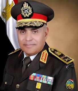 تفاصيل لقاء وزير الدفاع مع ضباط وجنود حرس الحدود المصرية