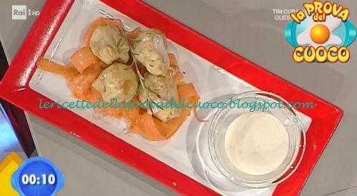 Sfogliatine al prosciutto e asiago ricetta Marsetti da Prova del Cuoco