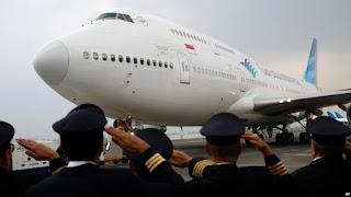 Berupaya Selamatkan Garuda, DPR Desak Renegosiasi dengan Perusahaan Penyewaan Pesawat