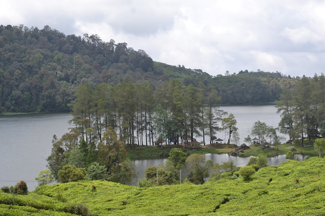 Lokasi Wisata Situ Patenggang