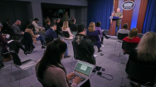 Pentágono: EEUU es vulnerable a los ataques cibernéticos
