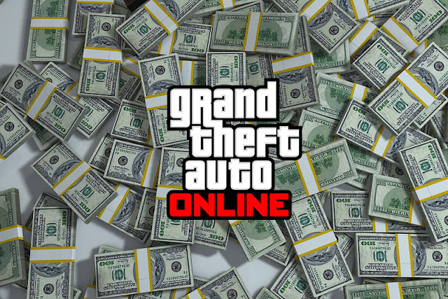 Free Money In GTA Online