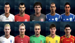 Pes 2013 Facepack x2 Euro 2016