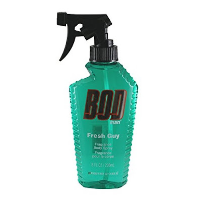 PARFUMS DE COEUR Bod Man best body spray for men