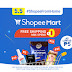Going for a Grocery? Check the 5.5 Shopee Mart Sale and enjoy discounts.