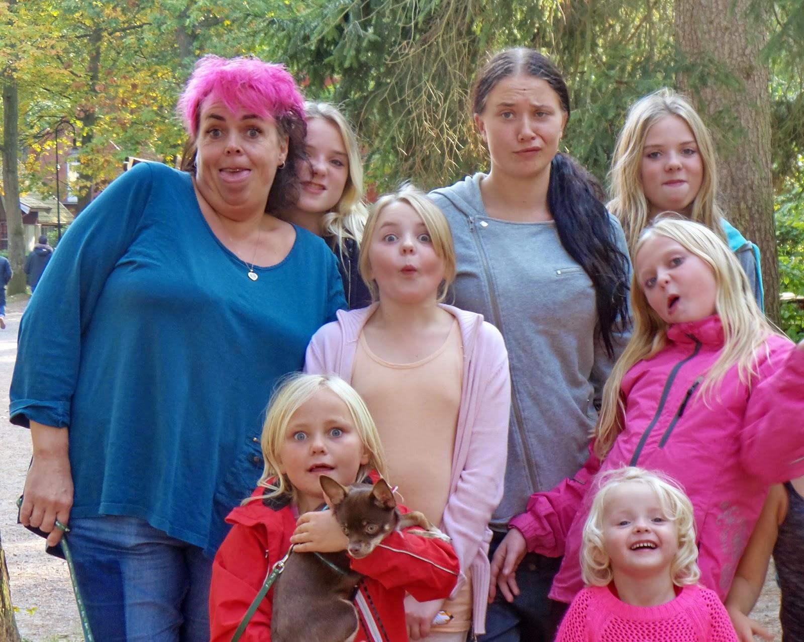 Familjen Annorlunda Blogg