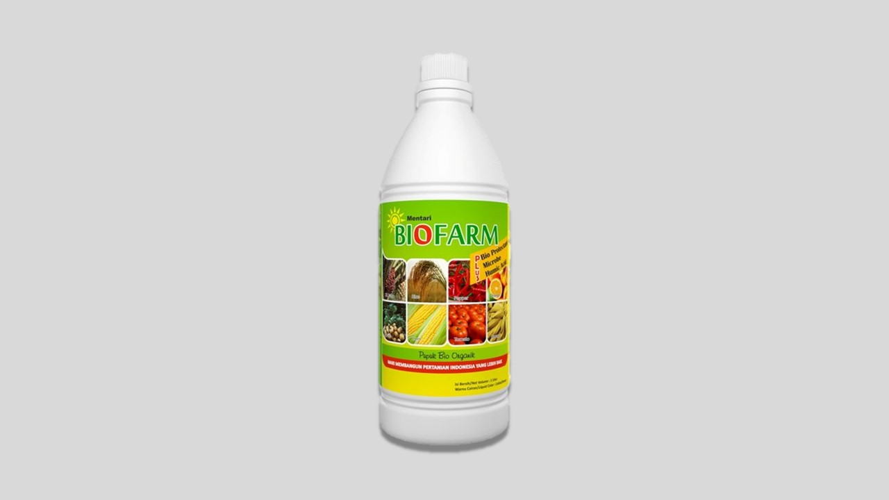 Pupuk Biofarm
