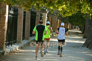 Running Aranjuez