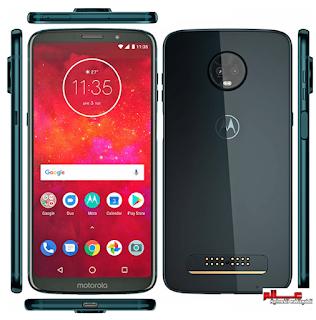 موتورولا موتو زد 3 بلاي Motorola Moto Z3 Play