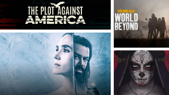 new and recommended tv shows for spring 2020