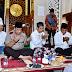 Kapolda Kalsel Beserta PJU Hadiri Tabligh Akbar dan Tausiah Ustadz Abdul Somad Di Tanah Bumbu