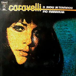 Caravelli - O Show Já Terminou (1973)