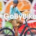 Únete al movimiento #GoByBike