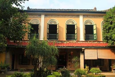 Tempat Terangker Medan Rumah Tjong A Fie